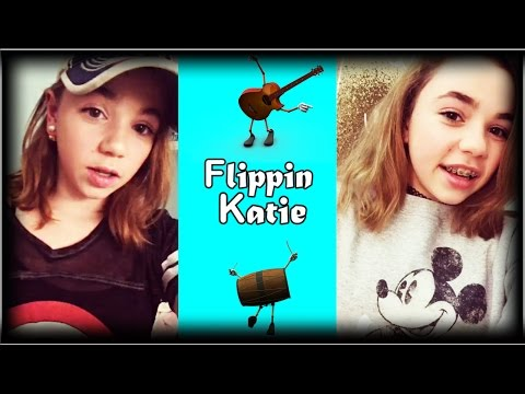 Flippin Katie Musical.ly Compilation 2017 | Katie Musically
