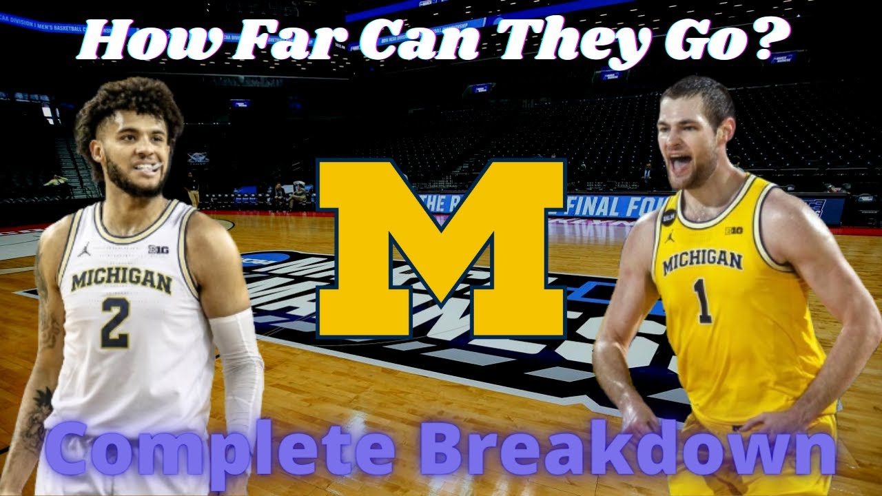 Can the Michigan Wolverines Win the March Madness?   Michigan's Biggest Threats   March Madness 2021