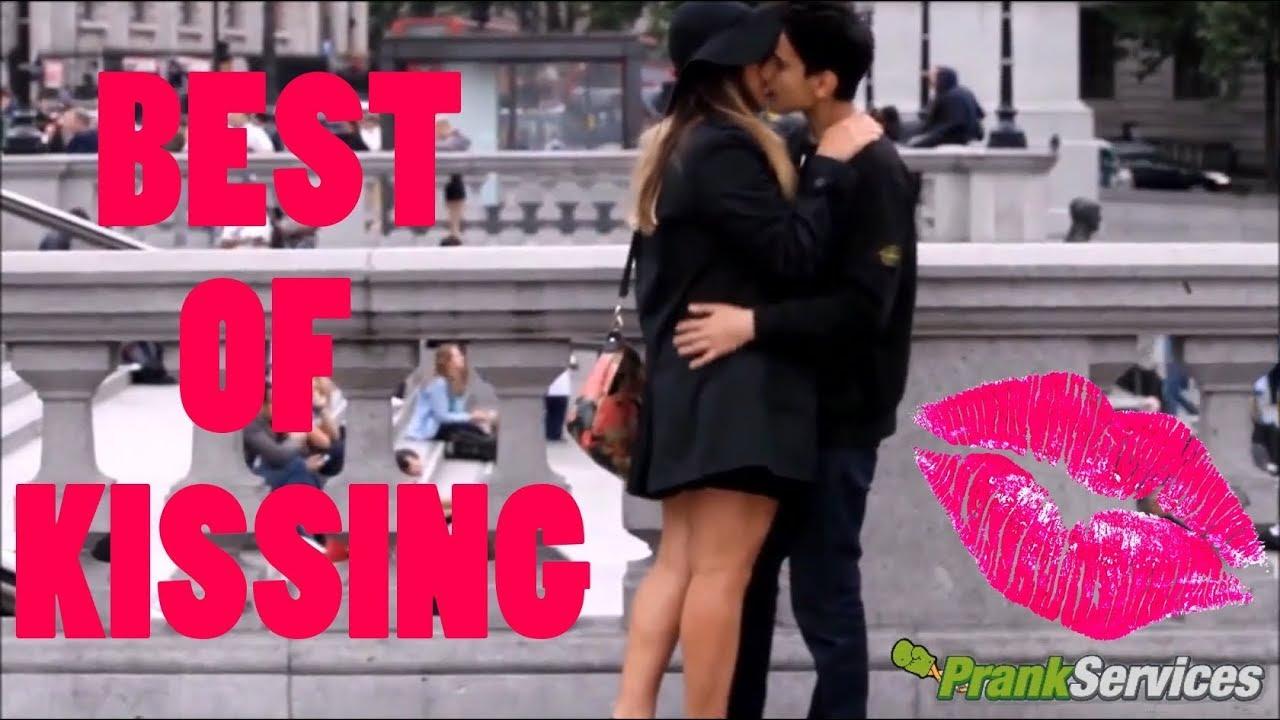 Kissing Prank 💋 Best Of Kissing