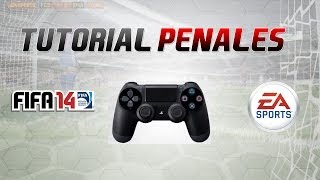 FIFA 14 | Tutorial Penalty Shot - Como tirar Penales [Xbox & Playstation]
