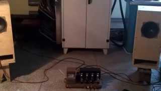 Ламповый усилитель РР на el 34