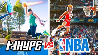 Recreate The NBA Dunk, Win A MYSTERY Prize!