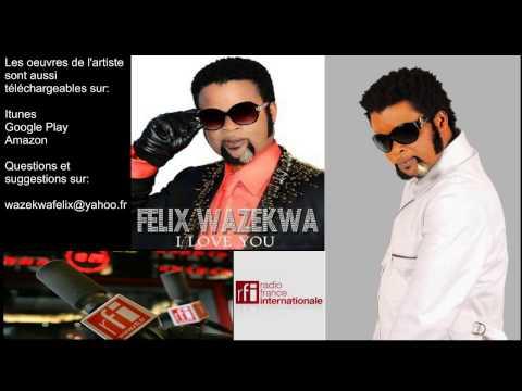 Felix Wazekwa live sur RFI Couleurs tropicales, musique & interview