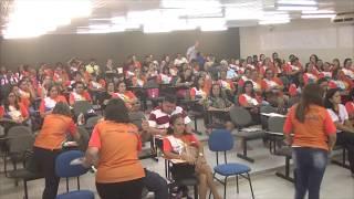 Raquel Mazule coordenadora do CREAS fala a respeito do combate ao trabalho infantil