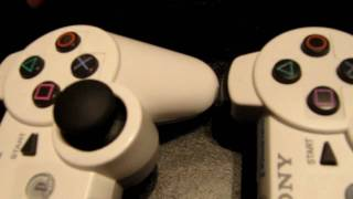 How to spot a fake ps3 controller (white)