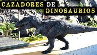 ARK - Cacería y cuevas (directo) | Gameplay Español