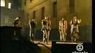 "James ""J.T."" Taylor/Sista Rosa music video"