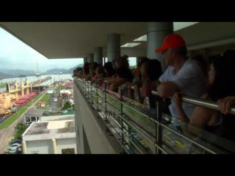 Panama City, Panama - Crossing the Bridge of the Americas HD (2014)из YouTube · Длительность: 1 мин48 с