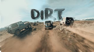 Kicking up Dirt- off road Fpv chase