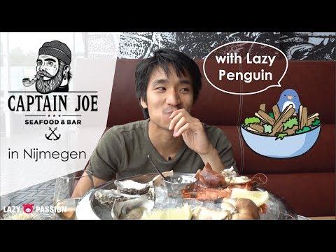 Captain Joe ~ Fresh seafood in Nijmegen