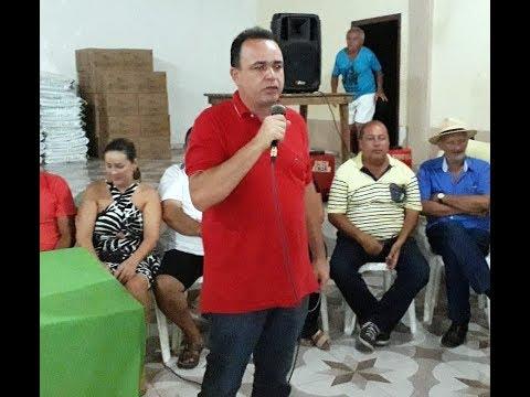 Erlânio Xavier anunciou licitação no valor de 7 milhões para asfaltamento de ruas de Igarapé Grande na sede e na zona rural