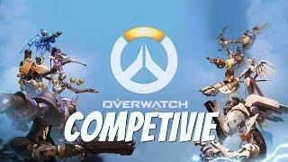 Overwatch Plays Competivie!  Competivie Intro.
