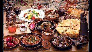 5 блюд,которые нужно попробовать в Грузии