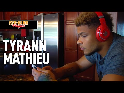 Pre-Game Playlist: Tyrann Mathieu
