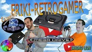 """Capítulo especial dedicado íntegramente a la consola mítica """"Sega M..."""