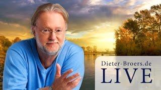 Dieter Broers beantwortet Zuschauerfragen