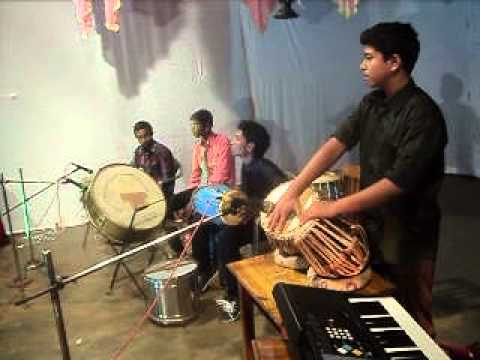 kv kirandul annual function 2013 - instrumental