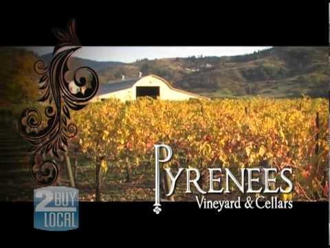 Winery in Roseburg Oregon – Pyrenees Vineyard & Cellars