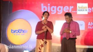 Sri Lankan Comedy සිංහල ජොක්ස්  - Vijaya Nandasiri 2016