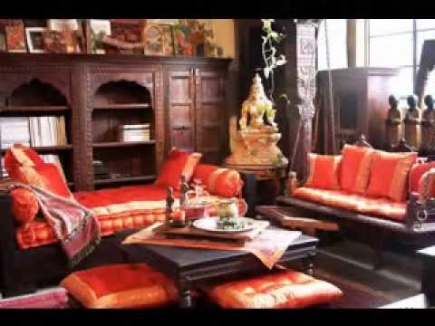 Indian Living Room Designs Photos indian living room decorations ideas - youtube