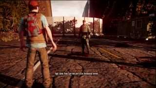 Playing State of Decay: Zombies in an Uncaring County