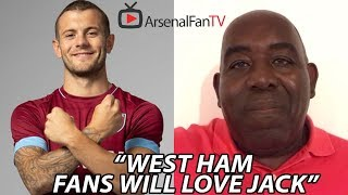 """West Ham Fans Will Love Jack As Much As Arsenal Fans Did"" AFTV's Robbie reacts to Wilshere signing"