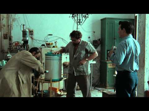 The Rum Diary -- No Such Thing as 470-proof Alcohol