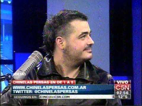 C5N – MUSICA: CHINELAS PERSAS EN DE 1 A 5