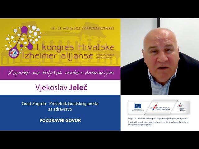 02 - Pozdravni govor Vjekoslav Jeleč
