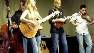 "The Roys ""Blue Moon of Kentucky"" Nashville 2011"