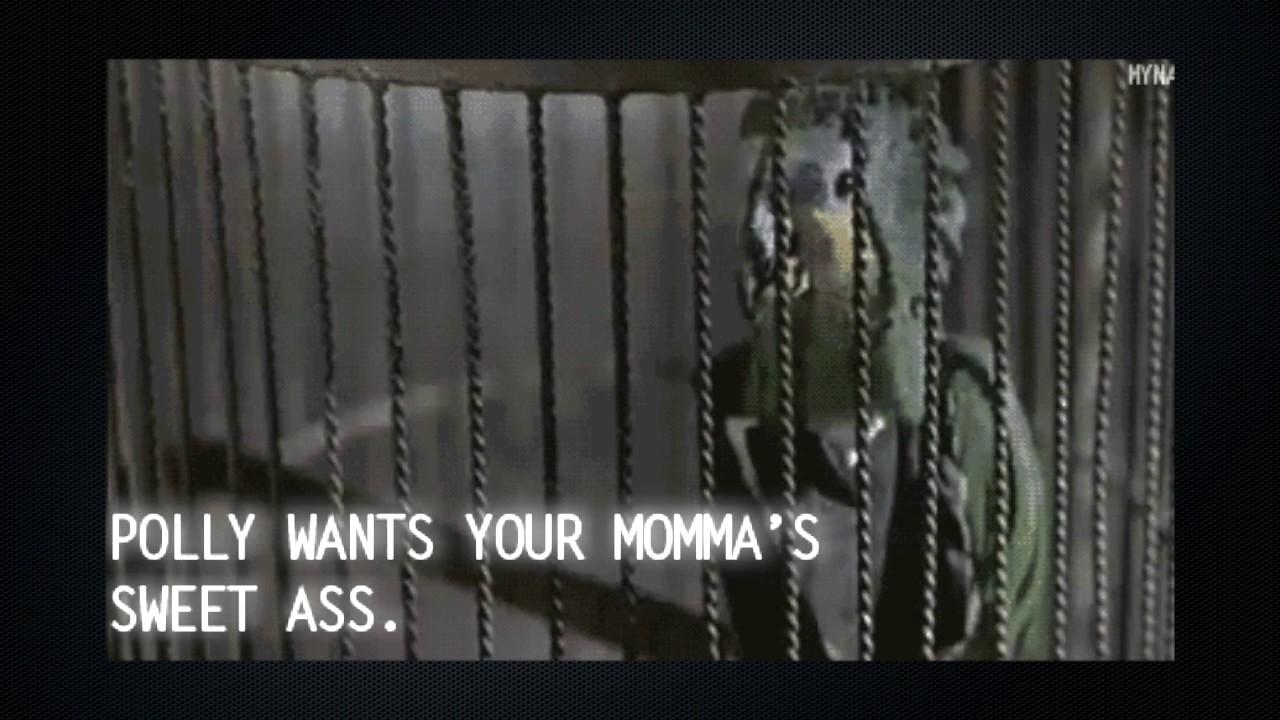 Moms sweet ass