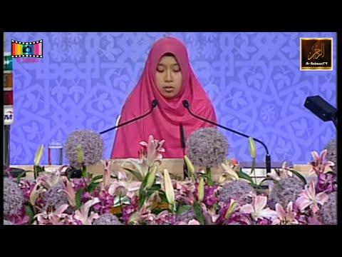 International Al-Quran Memorisation Competition 2015 - Farihah Zulkifili (Malaysia)
