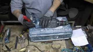 Open drilling machine bosch GBH 2-24