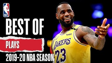Best of Plays | 2019-20 NBA Season