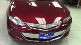 Red Tag Bonus 2016 Chevrolet Volt from Steve