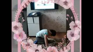 ЗАРЯДКА-растяжка-гимнастика для детей