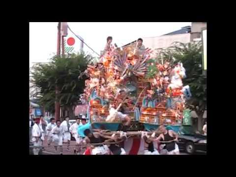 直方祇園山笠2005