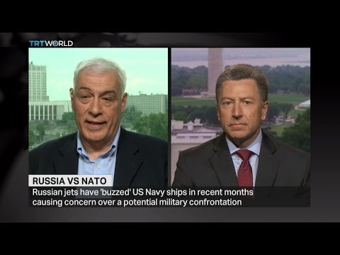 The Newsmakers: NATO vs. Russia and the Philippines' New Leader