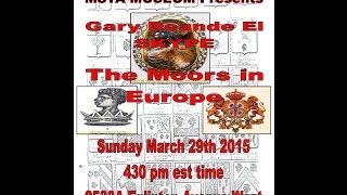 Canaanland Moors presents Gary Deande El Moors in Europe