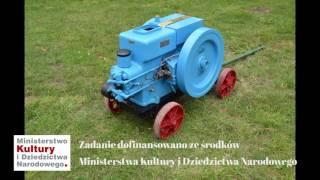 Silnik Sendling D10A w zbiorach Muzeum Rolnictwa w Ciechanowcu