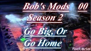 Factorio With Bob's Mods Season 2