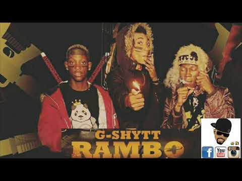 G-SHIT - Rambo (Official Audio) by SAJES NET ALE RAP KREYOL TV SHOW