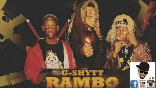 G-SHIT - Rambo (Official Audio) by SAJES NET ALE RAP KREYOL TV SHOW