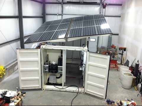 Introducing the Solar Powerhouse from Solar Genesys