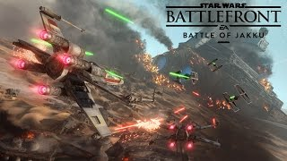 Star Wars Battlefront : La Bataille de Jakku trailer de gameplay