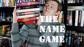 THE NAME GAME Thumbnail