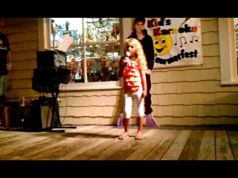 Isabella karaoke