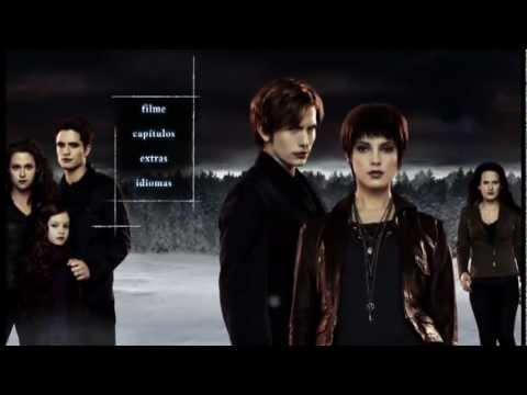 The Twilight Saga - Breaking Dawn - Part. 2 [DVD Menu - Brazil]
