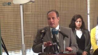 مصر العربية | محافظ البحيرة : صناعة الورق تقضى على السحابة السوداء بمصر