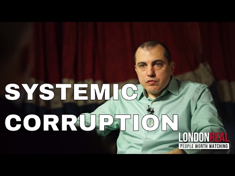 SYSTEMIC CORRUPTION IN BANKING - Andreas Antonopoulos on London Real